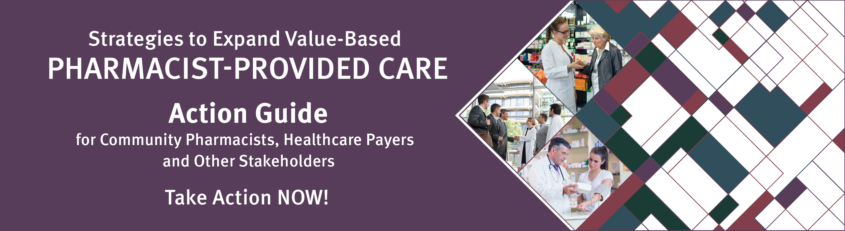 Strategies to Expand Value-Based Pharmacist-Provided Care Action Guide for Community Pharmacists, Healthcare Payers and Other Stakeholders