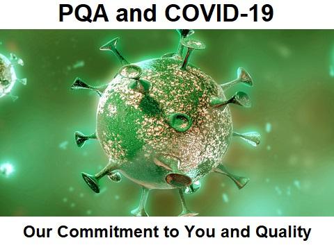 PQA and COVID